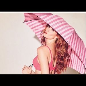 Victoria's secret  Full Size pink Umbrella
